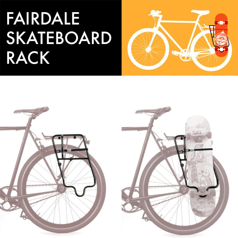 FAIRDALE SKATEBOARD RACK