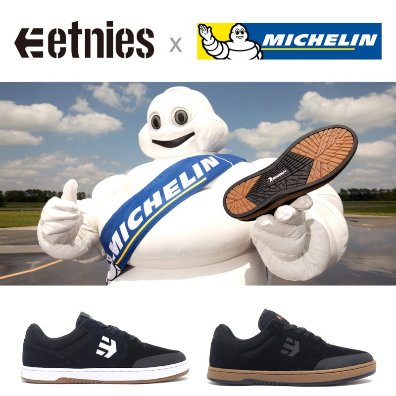 ETNIES SHOES MARANA x MICHELIN TIRE