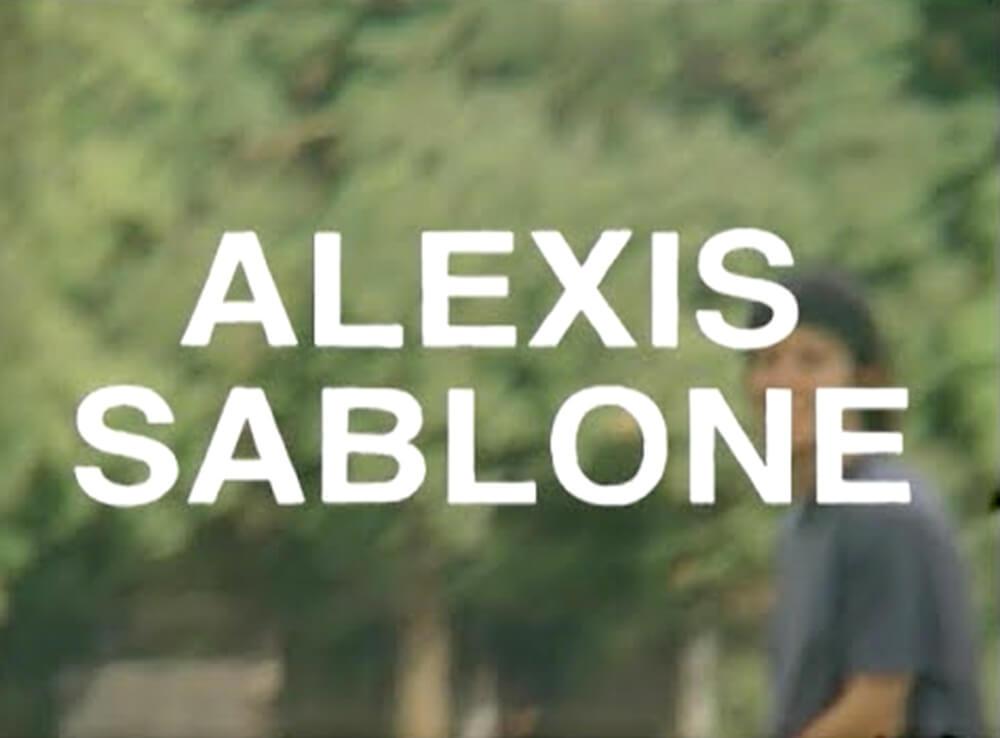 【海外・INFO】WKND / ALEXIS SABLONE