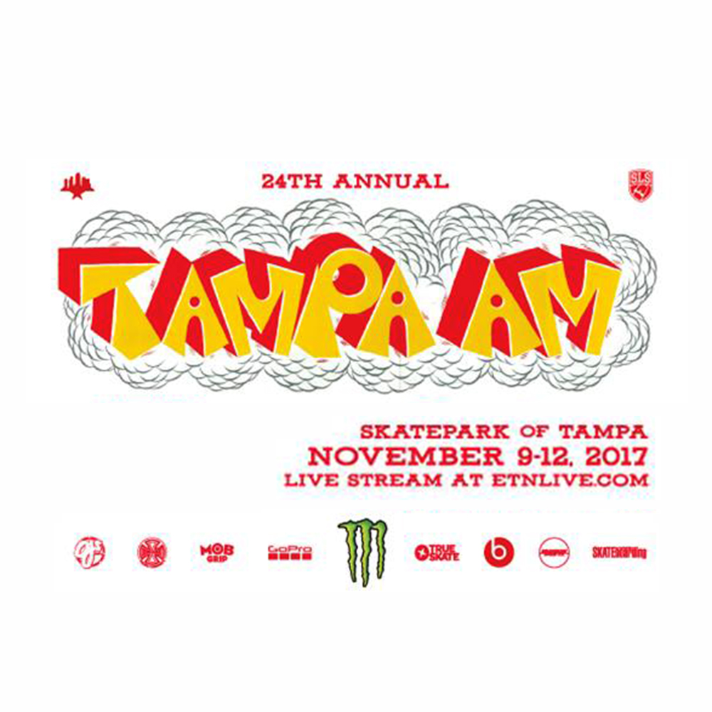 【海外・INFO】TAMPA AM 2017 TRAILER
