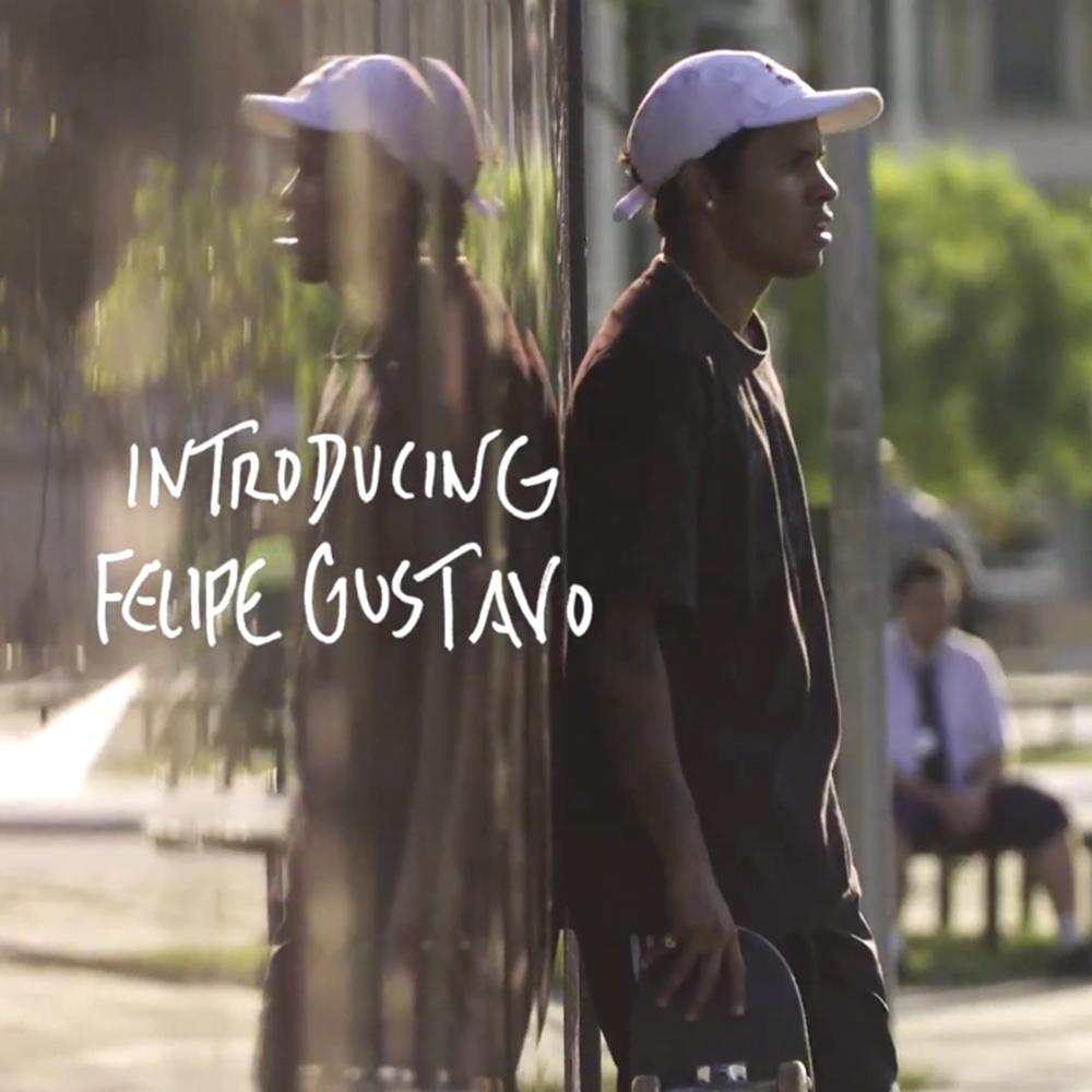 【海外・INFO】ADIDAS : INTRODUCING FELIPE GUSTAVO