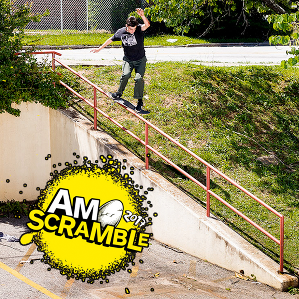【海外・INFO】ROUGH CUT : DUCKY KOVAC – AM SCRAMBLE