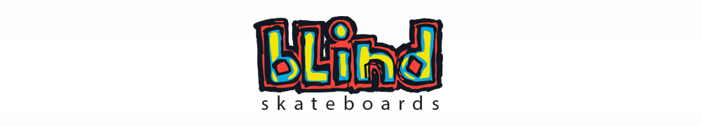 BLIND SKATEBOARDS LOGO