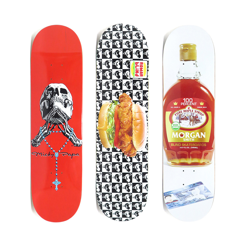 【商品情報】BLIND SKATEBOARDS : TRIBUTE SERIES