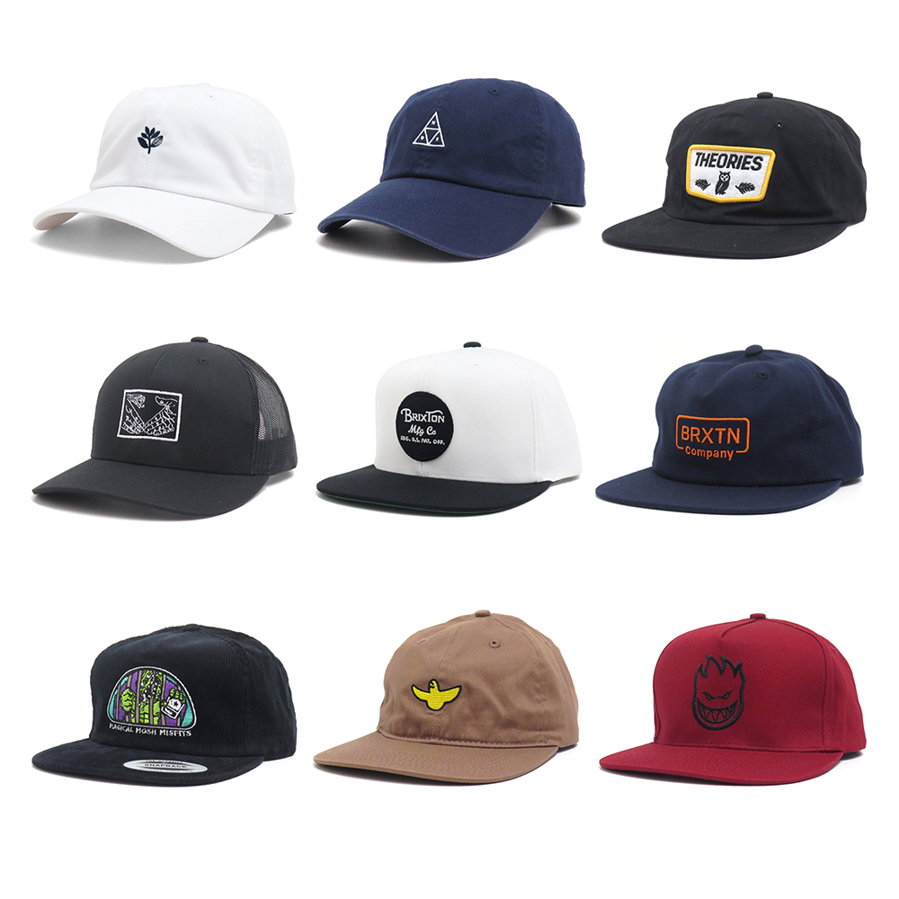 【商品情報】NEW CAP : MAGENTA、HUF、THEORIES、DOOM SAYERS、BRIXTON、etc…