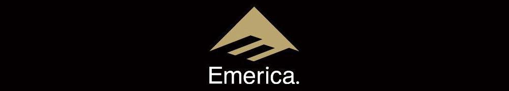 EMERICA, エメリカ, logo
