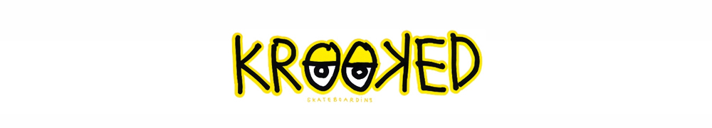 KROOKED SKATEBOARDS LOGO