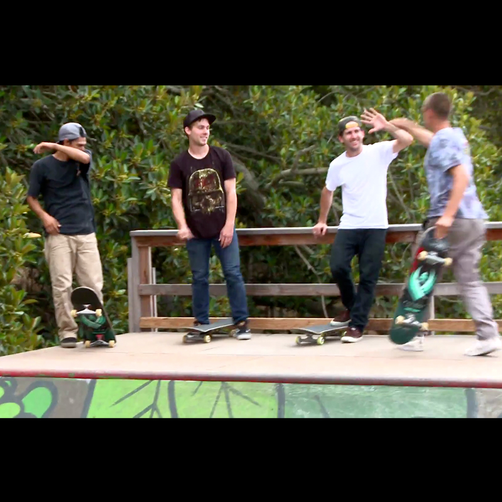 【海外・INFO】POWELL PERALTA : MINI RAMP – THE ORCHID