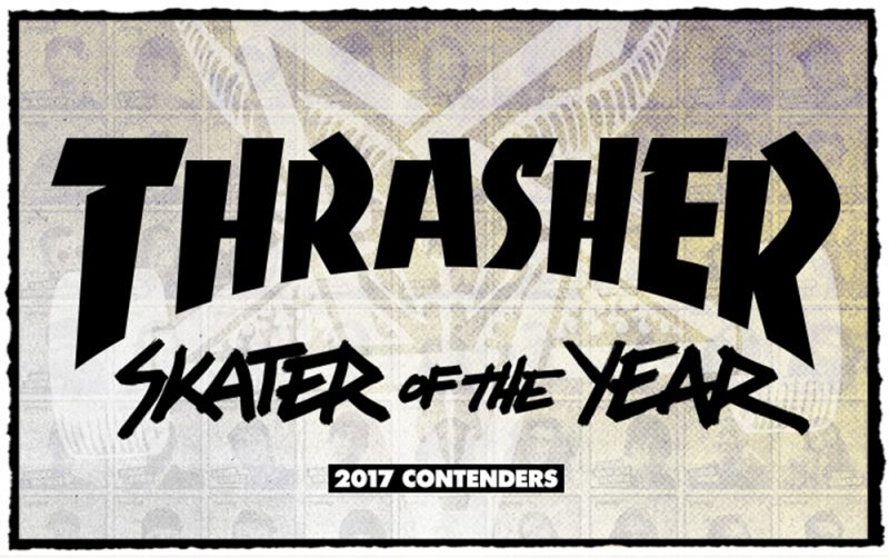 skate of the year 2017