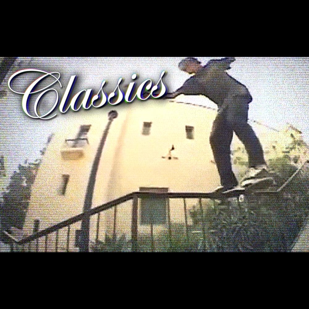 【海外・INFO】CLASSICS : WES KREMER – SK8MAFIA AM VIDEO