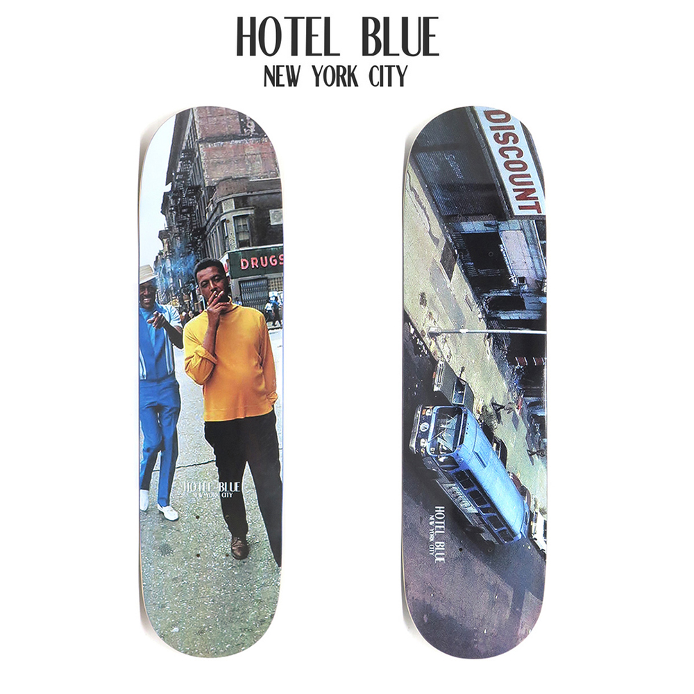 【商品情報】HOTEL BLUE : TEAM DRUG、DISCOUNT