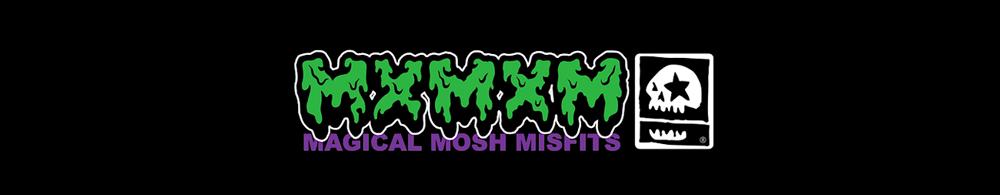 MAGICAL MOSH MISFITS, MXMXM, マジカルモッシュミスフィッツ, logo