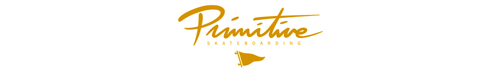 PRIMITIVE SKATEBOARDS LOGO