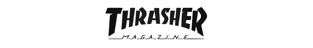 THRASHER MAGAZINE, スラッシャーマガジン, LOGO