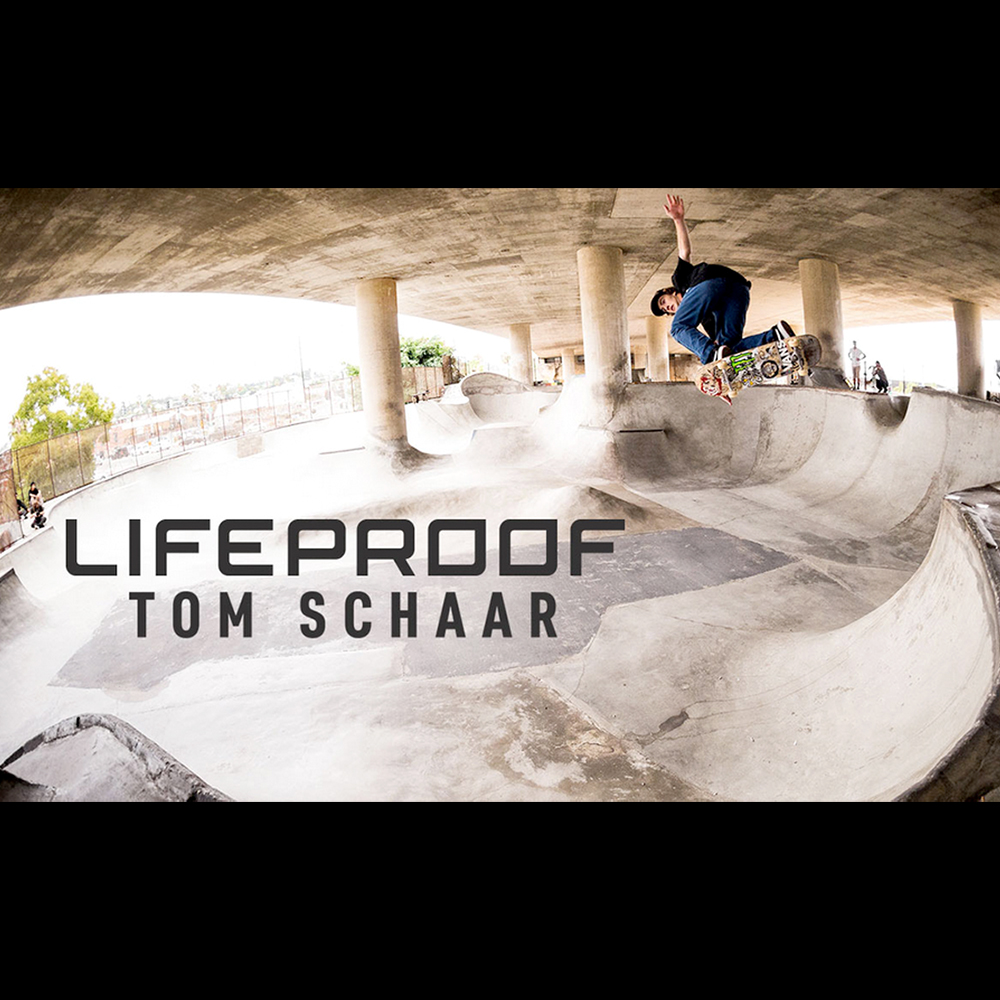 【海外・INFO】TOM SCHAAR : LIFE PROOF