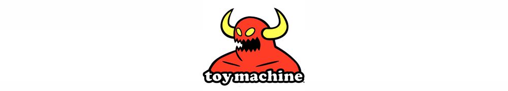 TOY MACHINE SKATEBOARDS, トイマシーン スケートボード, LOGO