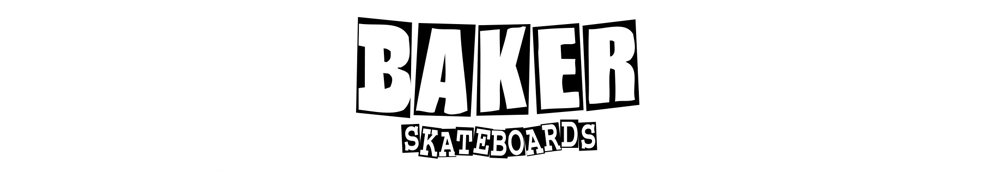 BAKER SKATEBOARDS, ベイカー スケートボード, LOGO