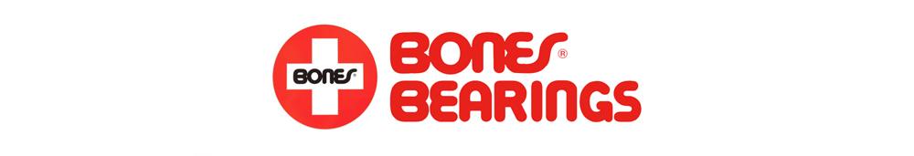 BONES BEARINGS, ボーンズ ベアリング, LOGO