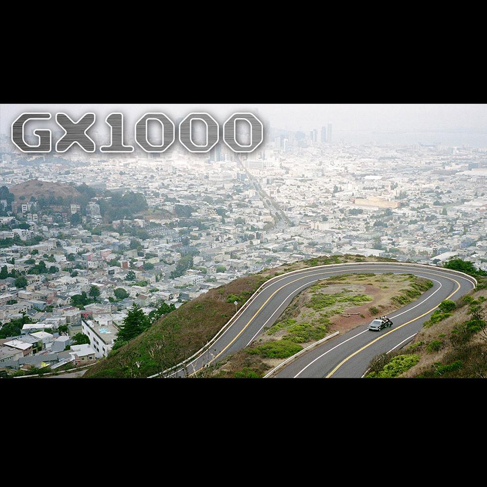【海外・INFO】GX1000 : EL CAMINO