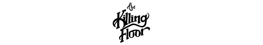 the killing floor, ザ キリングフロアー スケートボード, logo