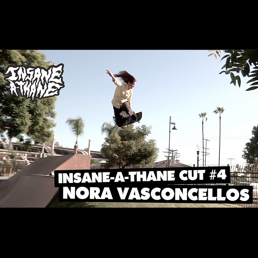 【海外・INFO】OJ WHEELS : NORA VASCONCELLOS