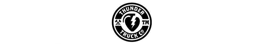 THUNDER TRUCKS, サンダートラック LOGO