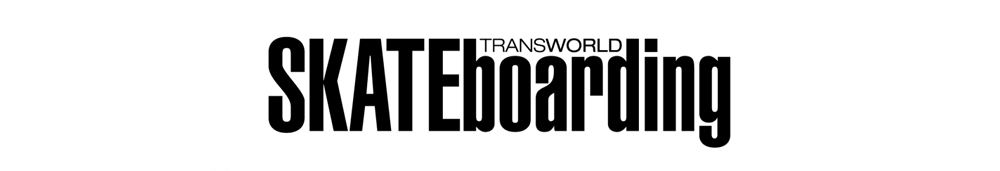 TRANSWORLD SKATEBOARDING トランスワールド