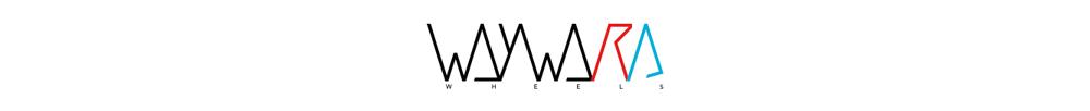 WAYWARD WHEELS, ウェイワード ウィール, logo