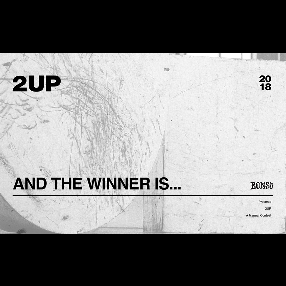 【海外・INFO】THE BERRICS : 2UP 2018 – AND THE WINNER IS …