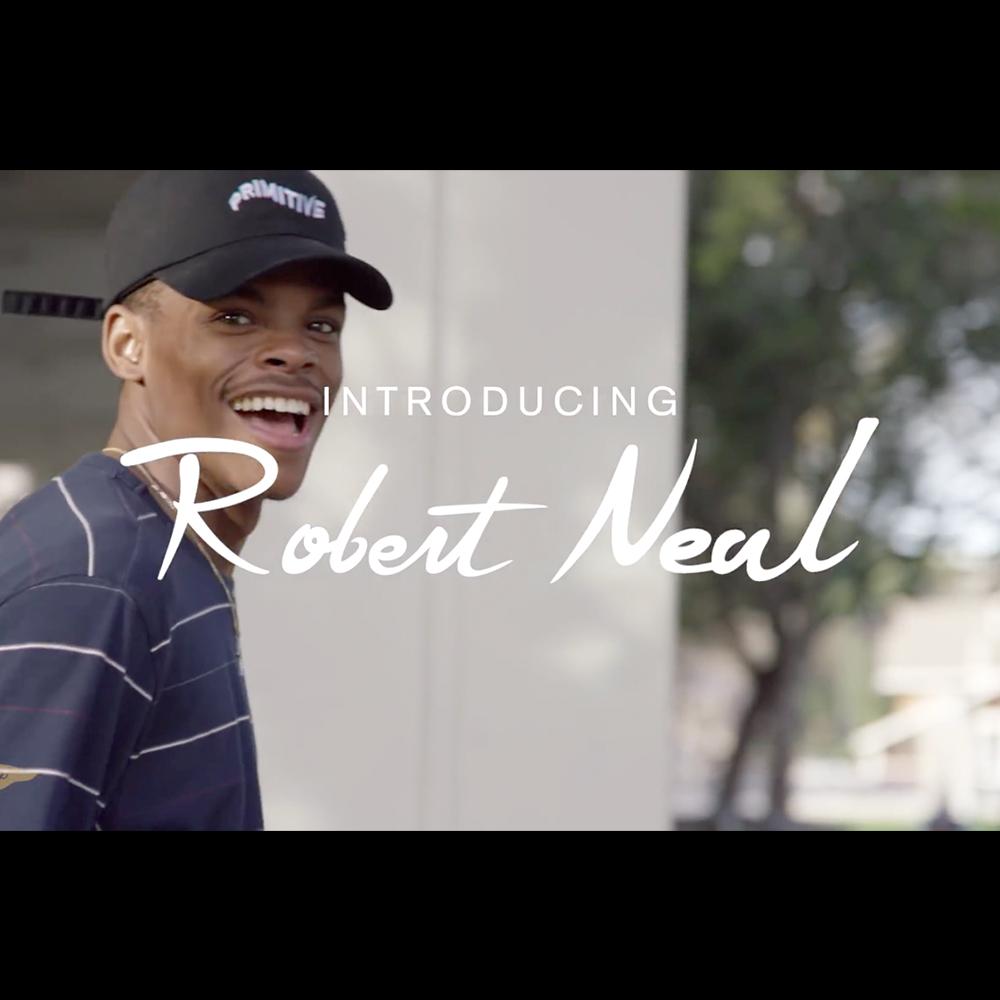 【海外・INFO】PRIMITIVE SKATEBOARDS : ROBERT NEAL WELCOME TO PRIMITIVE… OFFICIALY