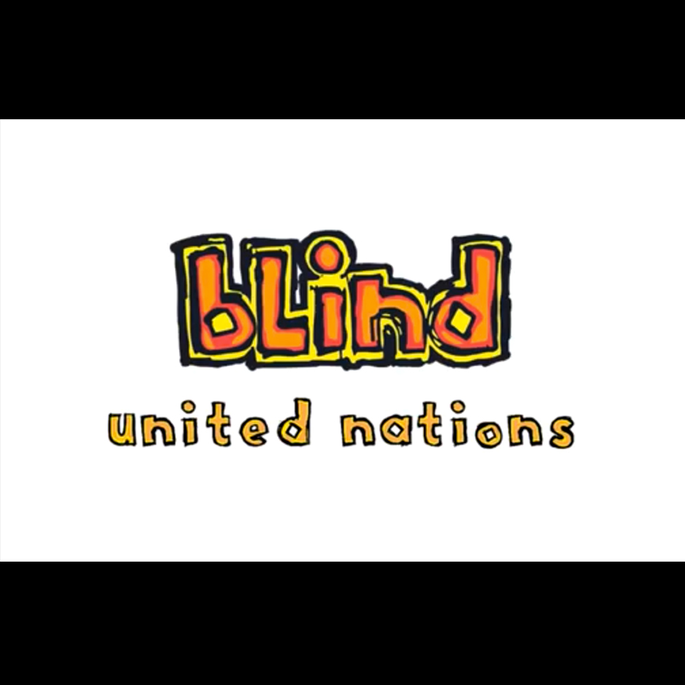 【海外・INFO】BLIND : UNITED NATIONS – RAW