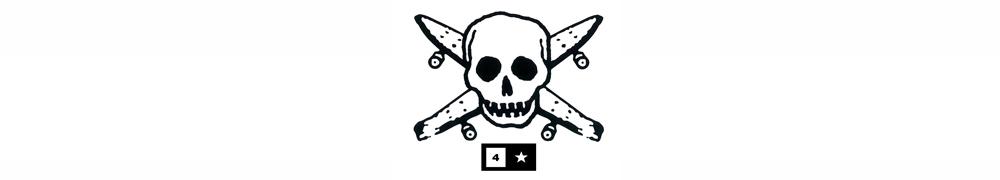 FOURSTAR CLOTHING, フォースター クロージング, logo