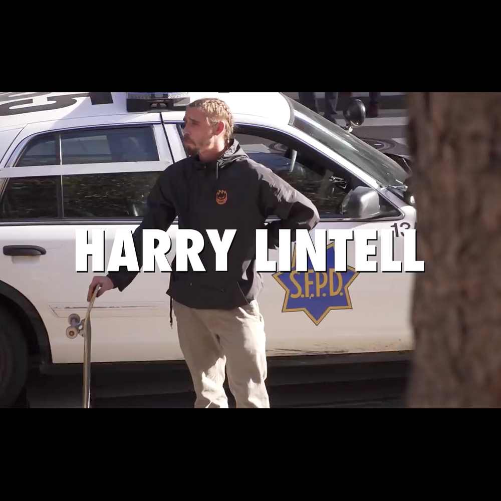 【海外・INFO】REAL SKATEBOARDS : HARRY LINTELL IS REAL'S NEWEST AM