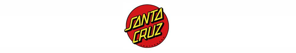 SANTA CRUZ SKATEBOARDS, LOGO, サンタクルーズ スケートボード