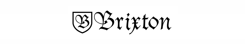 BRIXTON, ブリグストン, LOGO