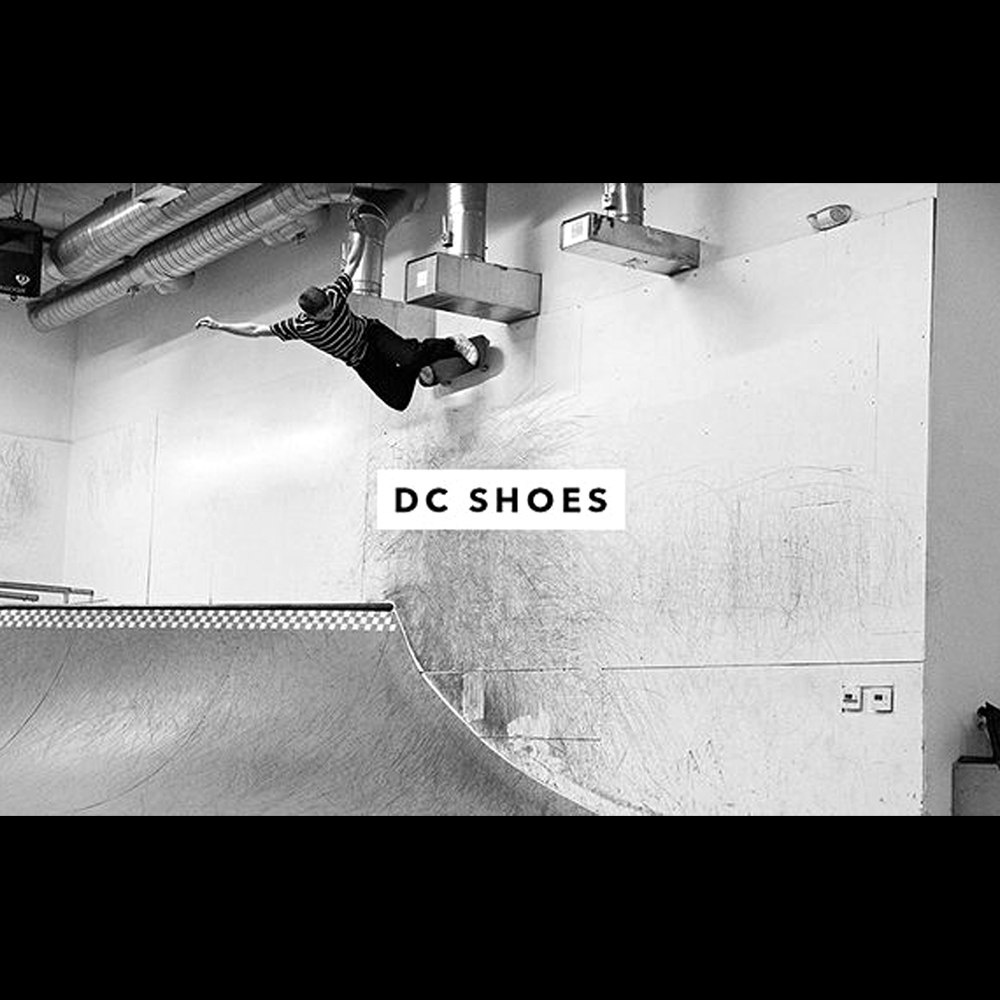 【海外・INFO】TWS PARK : DC SHOES