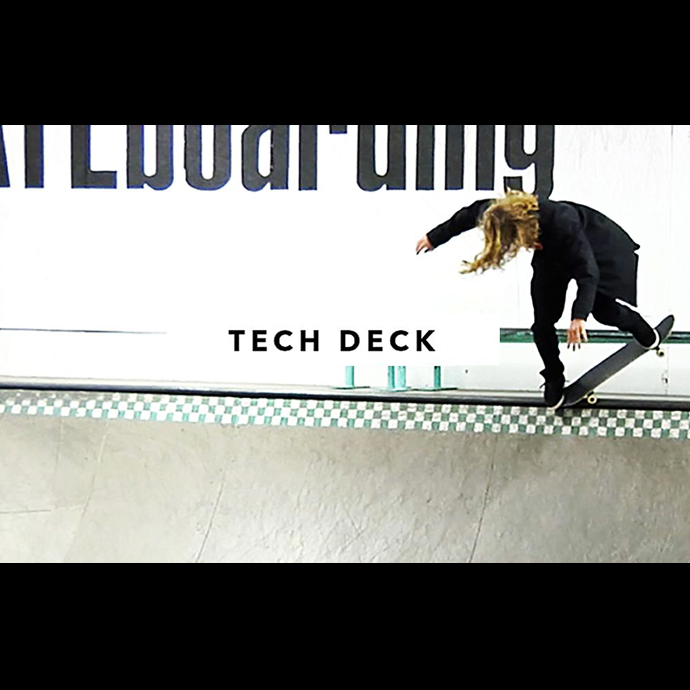 【海外・INFO】AFTERNOON IN THE PARK : TECH DECK