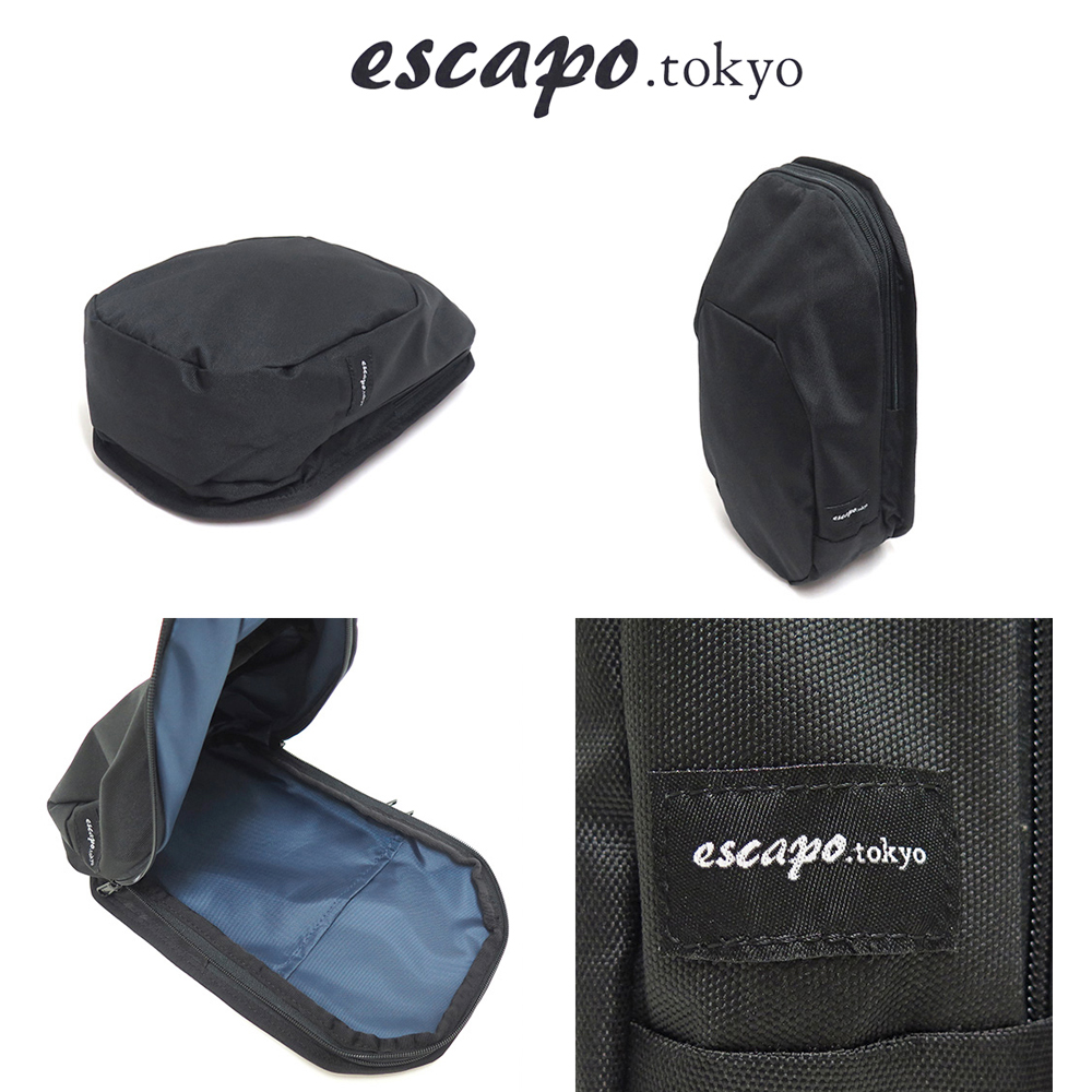 【商品情報】ESCAPO SKATE BAG : 新作の BODY BAG、SKATE CASE がリリース。