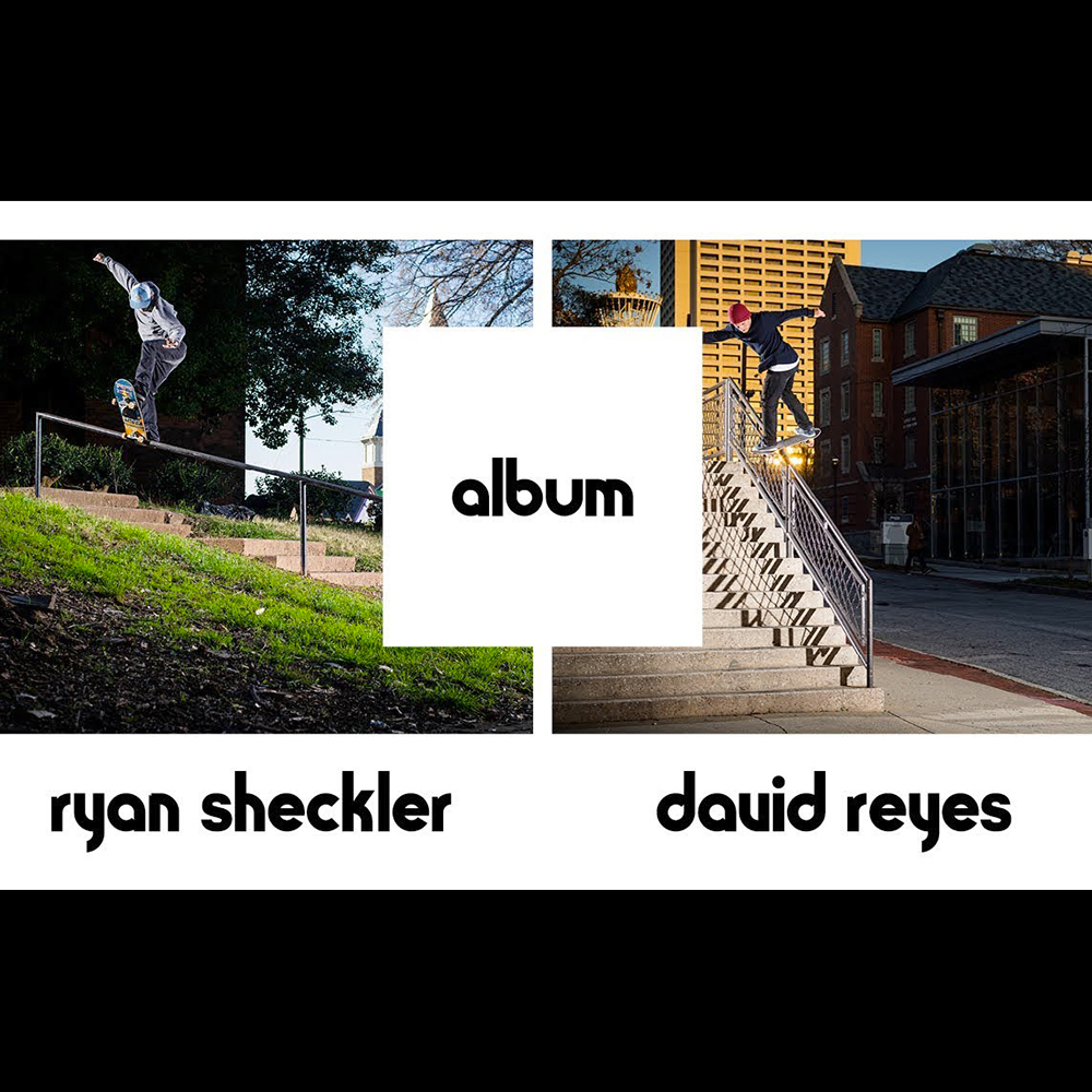 【海外・INFO】ETNIES – ALBUM : RYAN SHECKLER AND DAVID REYES – FULL PART