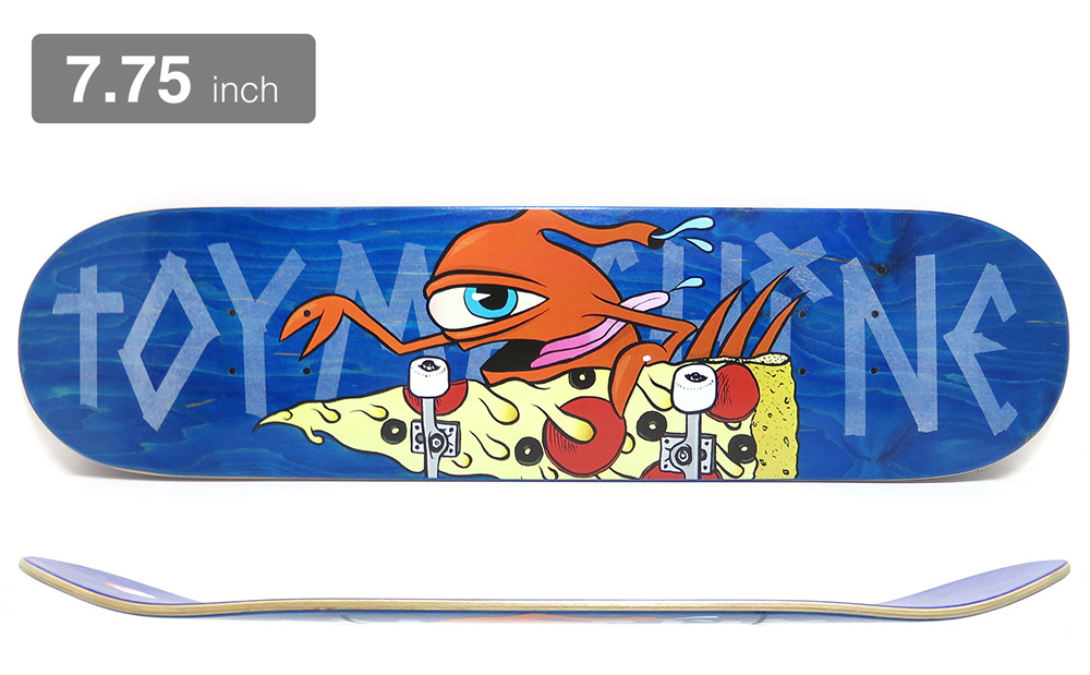 TOY MACHINE SKATEBOARDS, トイマシーン スケートボード, TEAM PIZZA