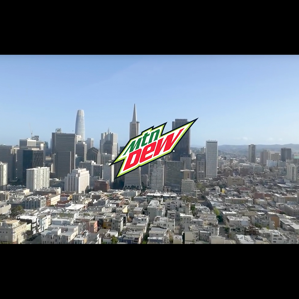 【海外・INFO】MOUNTAIN DEW : DEW SKATE TEAM in SAN FRANCISCO
