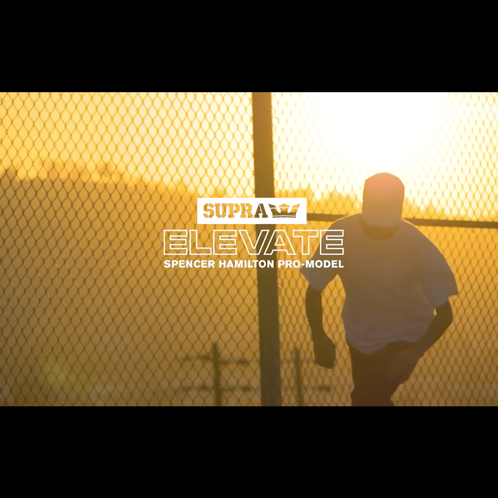【海外・INFO】SUPRA : SPENCER HAMILTON – ELEVATE