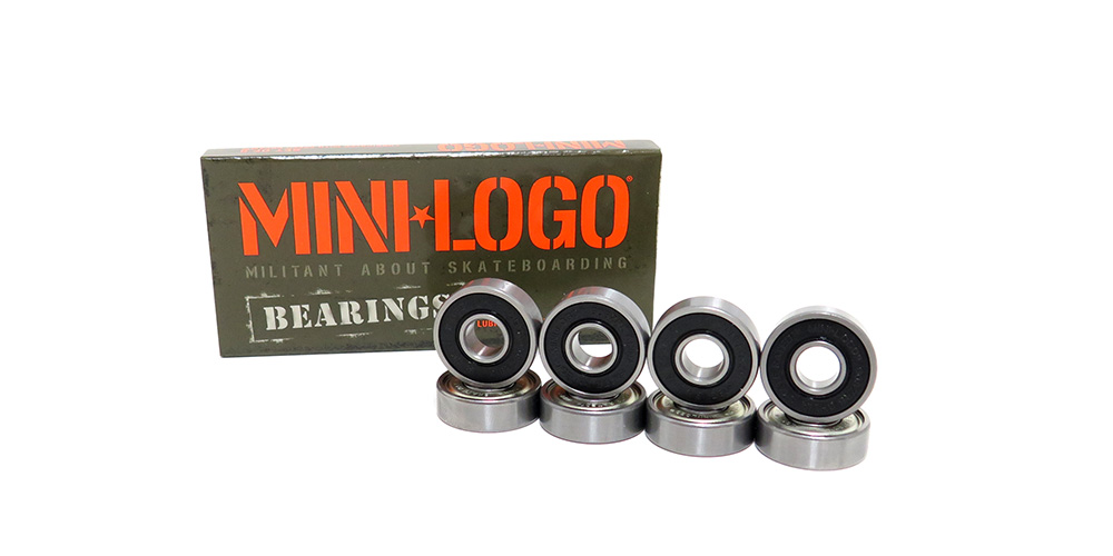 MINI LOGO BEARING / PRECISION SKATE BEARINGS