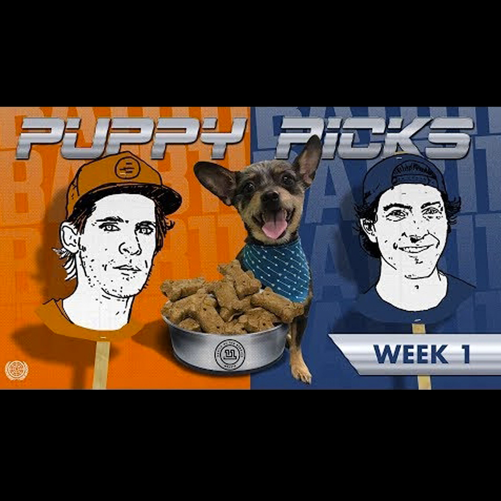【海外・INFO】BATB 11 : PUPPY PICK – WEEK 1