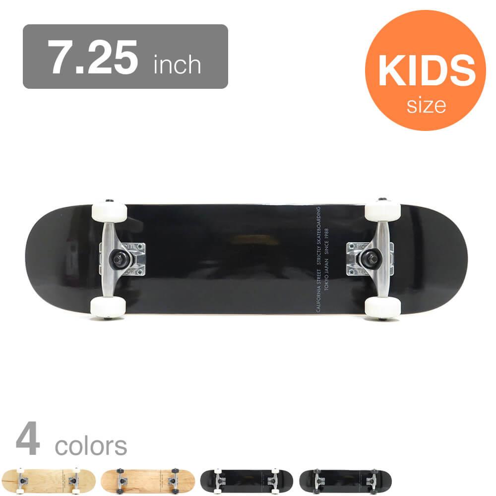 カリフォルニアストリート スケートボード完成品(コンプリートセット)SIMPLE VENTURE 子供用