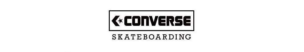 CONVERSE, コンバース スケートボーディング, LOGO