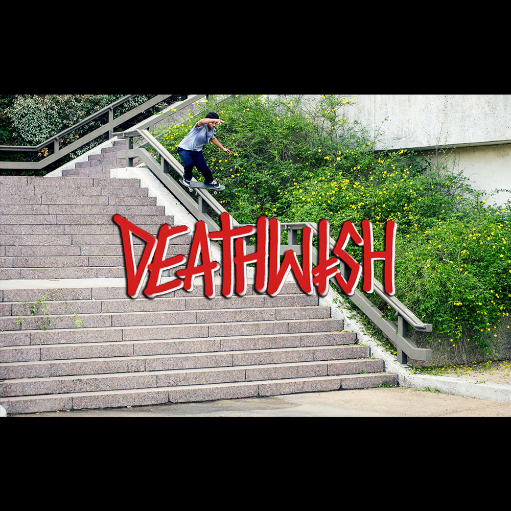【海外・INFO】PEDRO DELFINO : WELCOME TO DEATHWISH