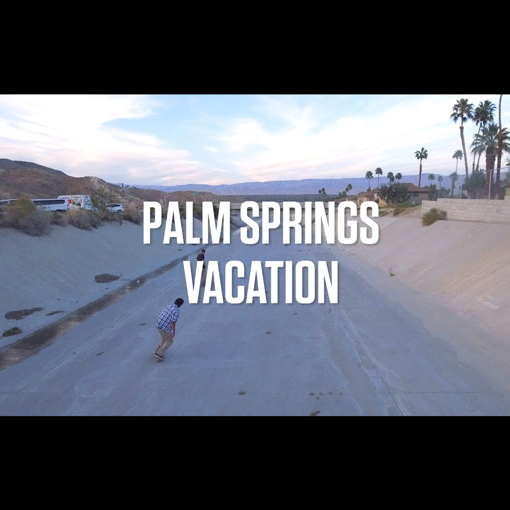 【海外・INFO】DICKIES : PALM SPRINGS VACATION