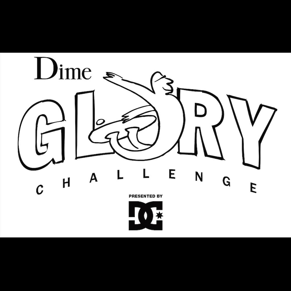 【海外・INFO】DIME GLORY CHALLENGE 2018