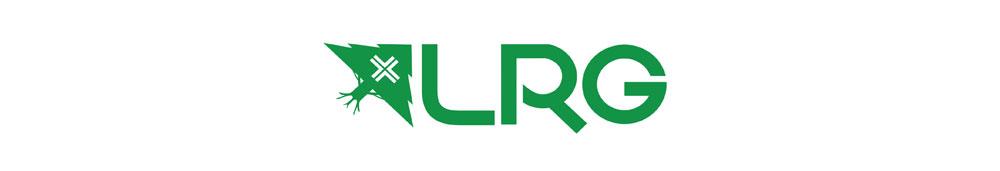 LRG, エルアールジー, logo